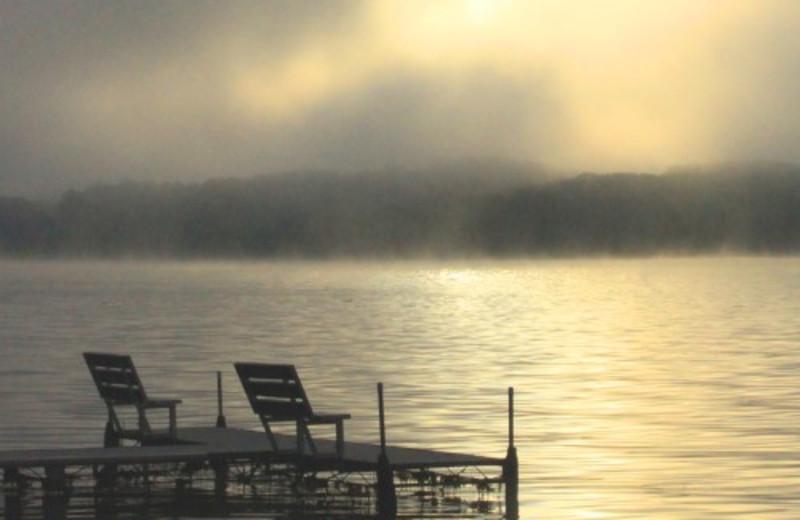 Lake View at Janetski's Big Chetac Resort