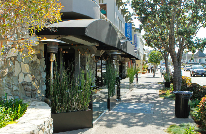 Shopping in Del Mar, California