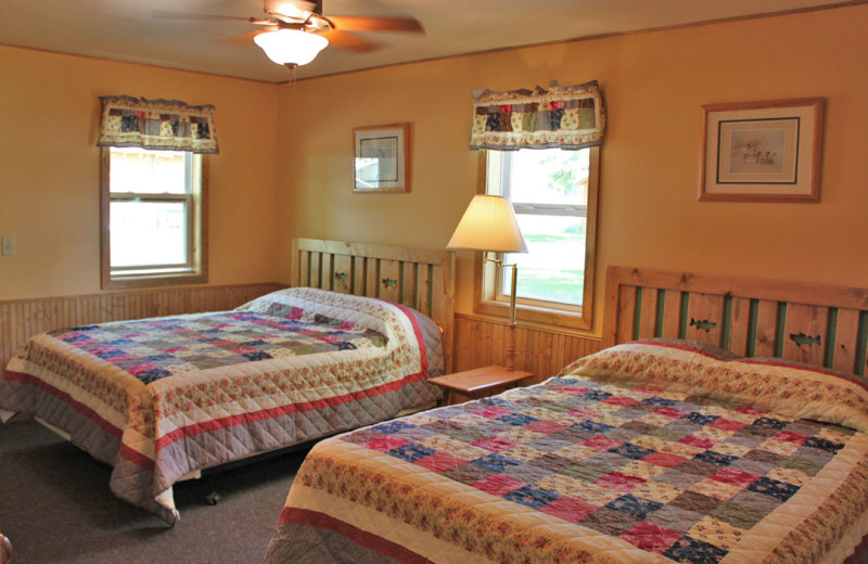Interior View at Janetski's Big Chetac Resort