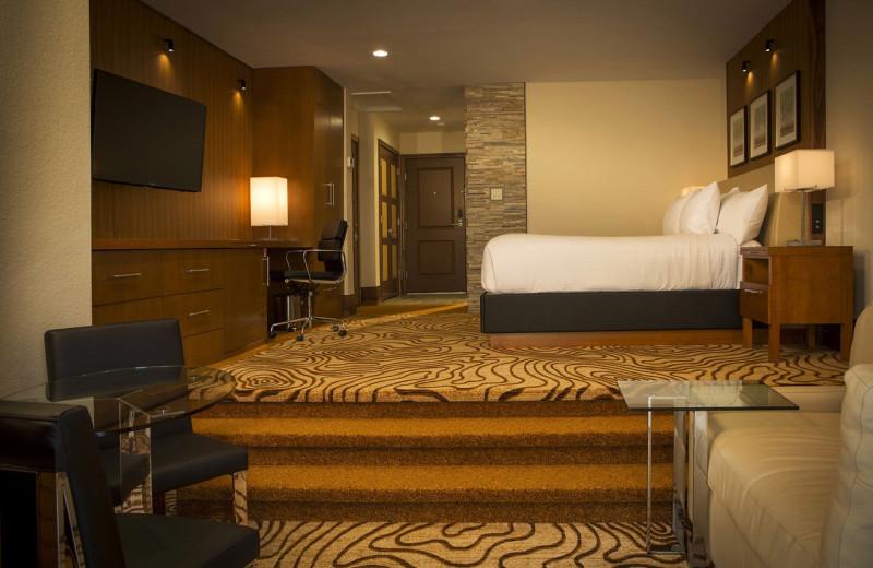 Guest room at Villas of Grand Cypress.