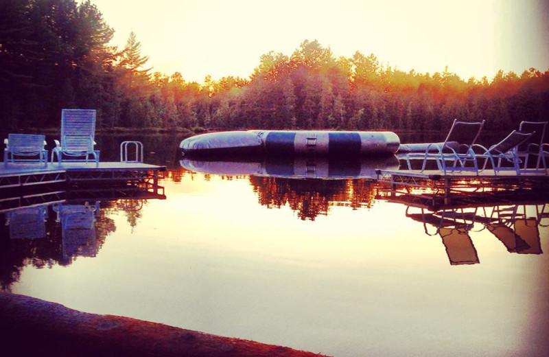 The Lake at Whiplash Lake Resort