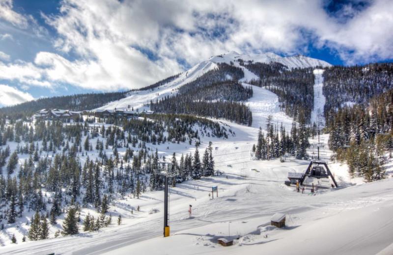 Ski at Moonlight Rentals in Big Sky.