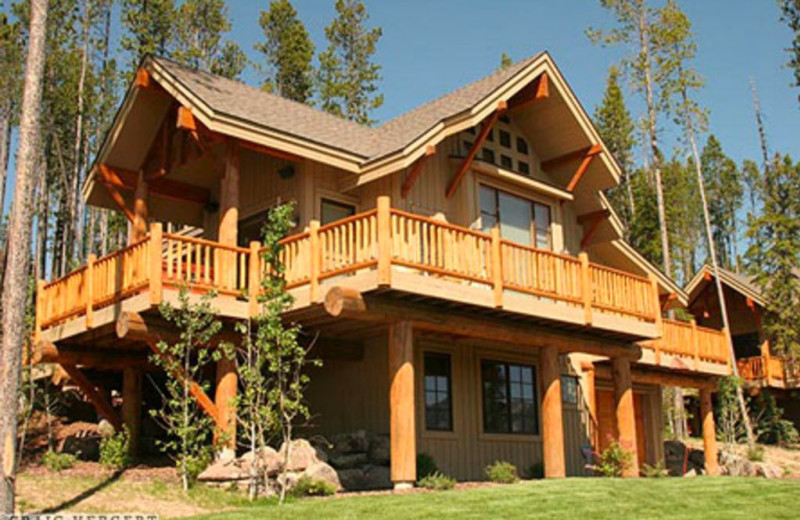 Big sky vacation rentals house mountain homes in big for Big sky cabin rentals