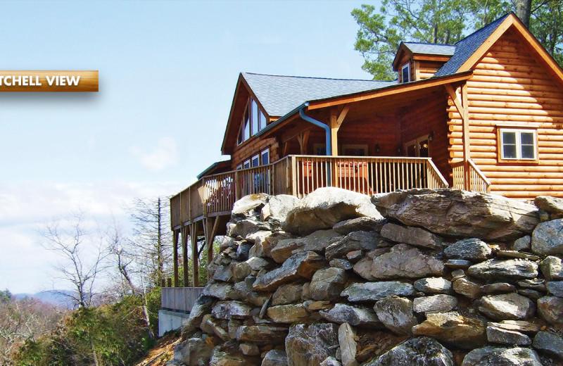 Rental exterior at High Rock Rentals.