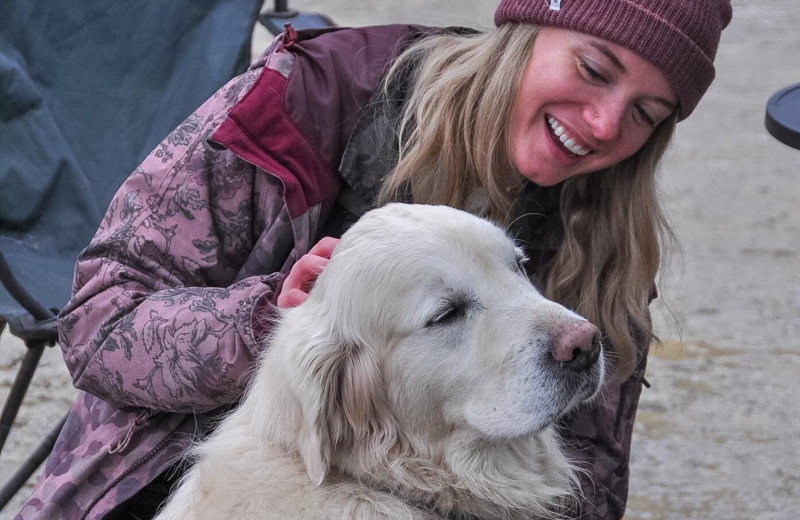 Pets welcome at Smugglers' Notch Resort.