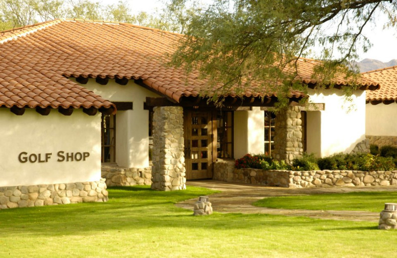 Golf Pro Shop at Tubac Golf Resort.