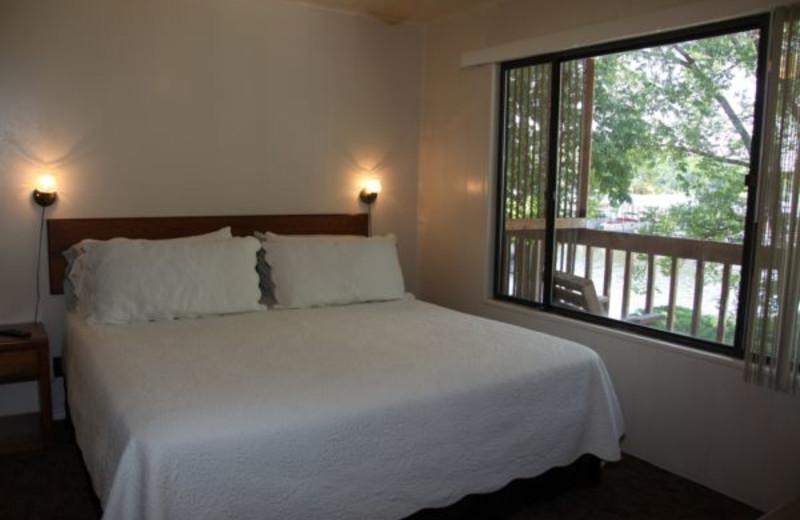 Guest Room at Summerset Inn Resort