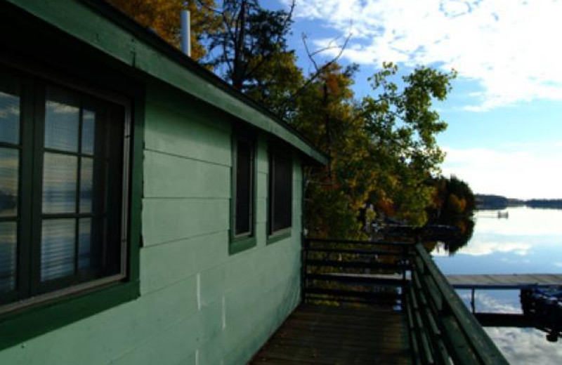 Lakeview Cabin at Lady Bug Lodge