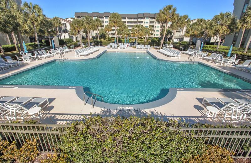Rental pool at Seashore Vacations Inc.