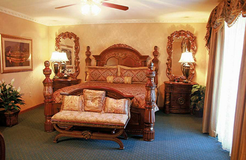 Guest Room at Fulton Steamboat Inn