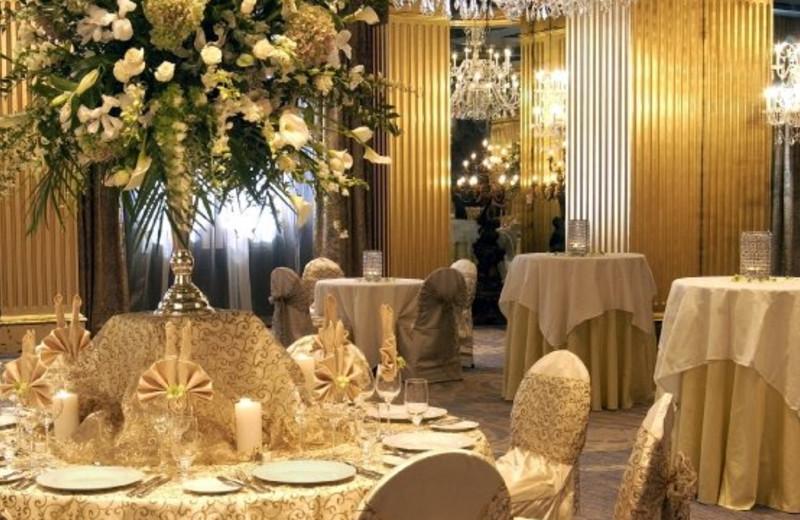 Wedding reception at Mansion on Forsyth Park.