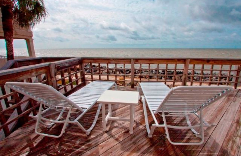 Relax by the beach at Real Escapes Properties.