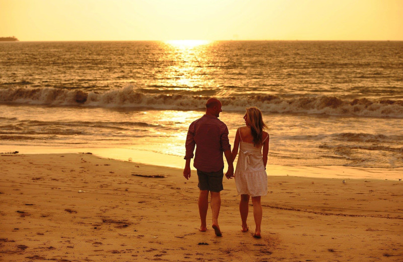 Couple at Bald Head Island Limited.