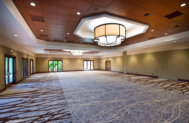 Conference room at Villas of Grand Cypress.