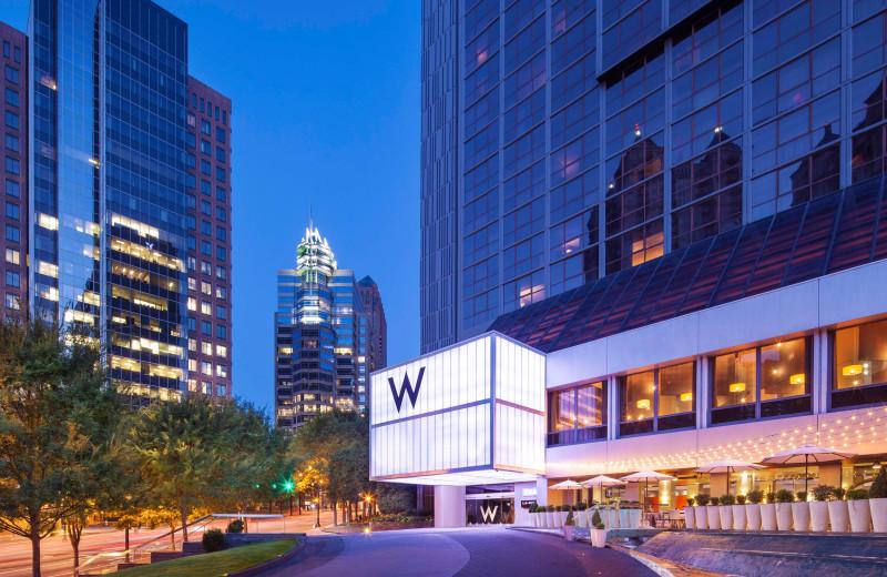 Exterior view of W Atlanta - Midtown.