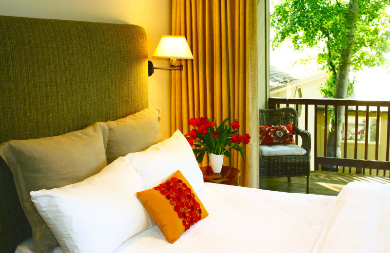 Guest room at Blue Pearl Laguna.