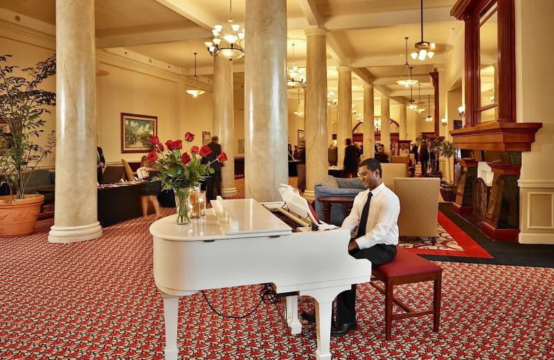 Interior view at Plaza Resort & Spa.