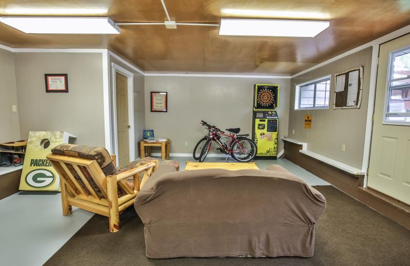 Interior at Serenity Bay Resort.