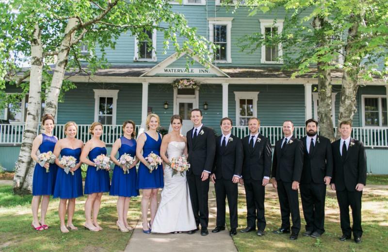 Weddings at Watervale Inn.