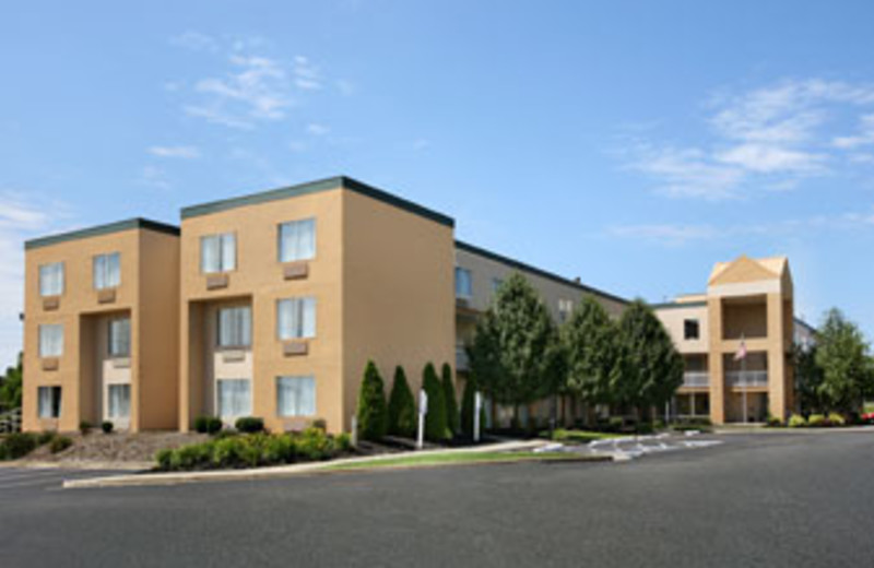 Exterior View of Baymont Inn & Suites Copley