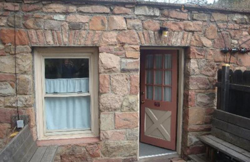 Exterior view at Boulder Mountain Lodge.