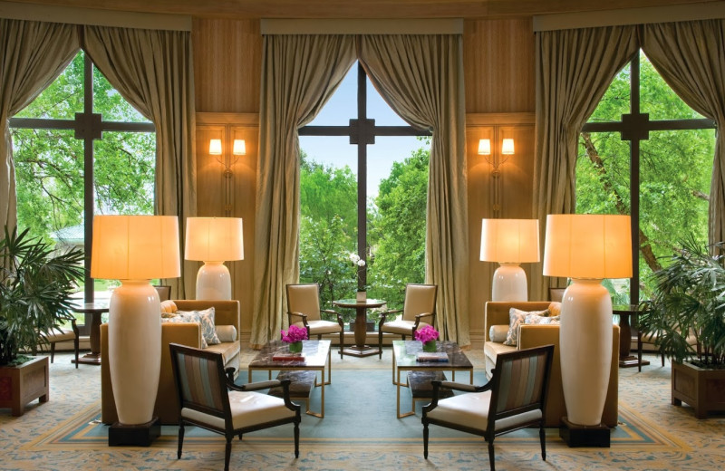 Interior view of FOUR SEASONS DALLAS.