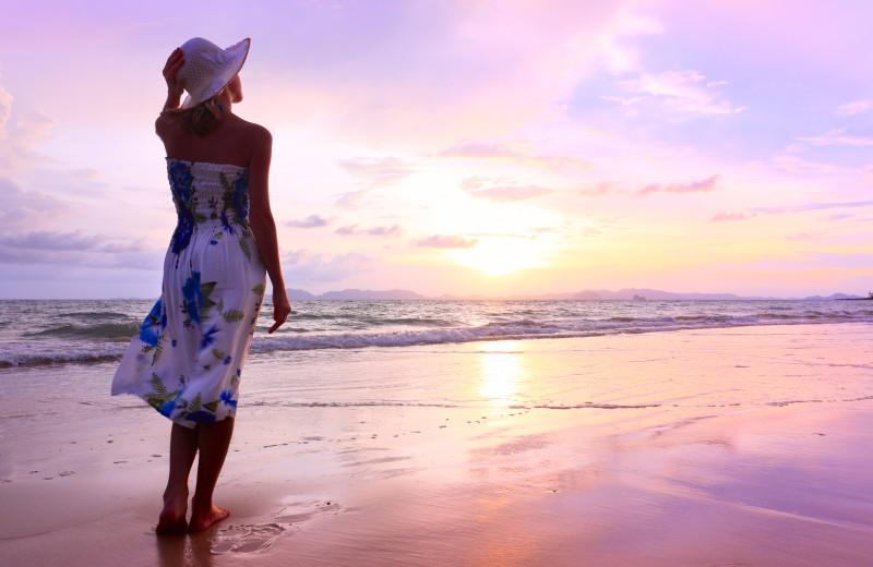 Beach near Icona Cape May.