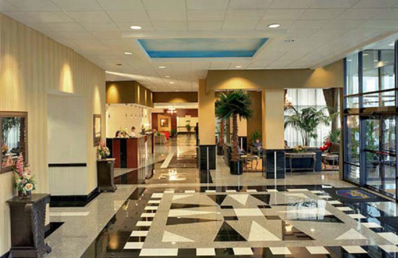 Lobby at Best Western Plus Hotel & Conference Center