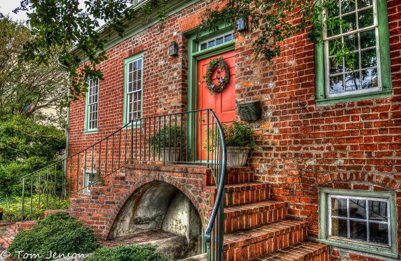 Historic place near Smithfield Station.