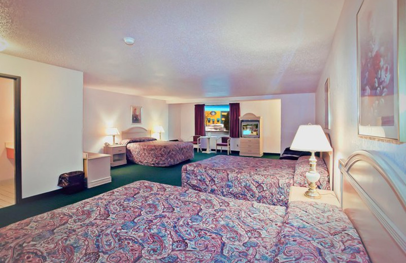 Guest Suite at the Grand Marquis Resort Hotel & Suites