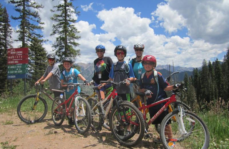 Biking Groups at Durango Mountain Resort