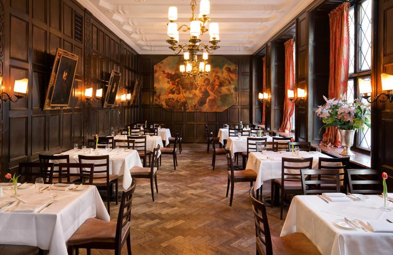 Dining at Eden-Hotel-Wolff.