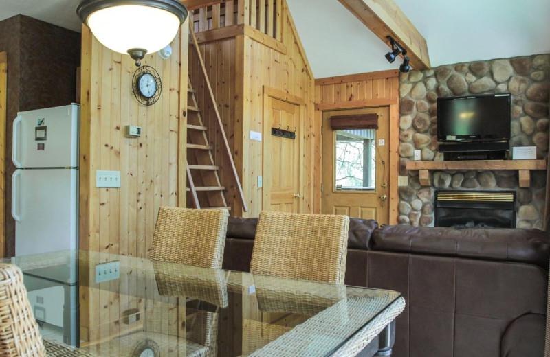 Interior at Pine Cone.