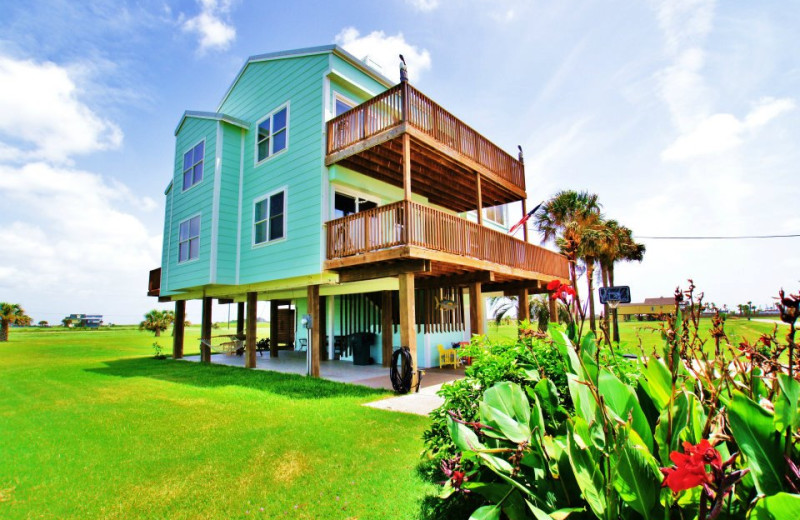 Vacation rental exterior at Ryson Vacation Rentals.
