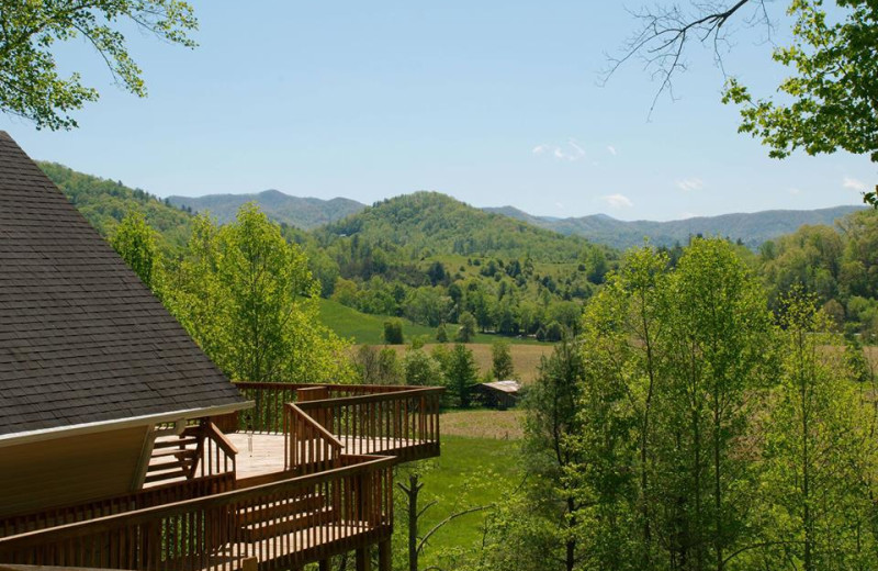 Cabin View at Maggie Valley Vacation Rentals