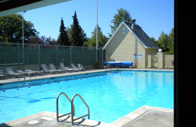Outdoor Pool at Semiahmoo Resort