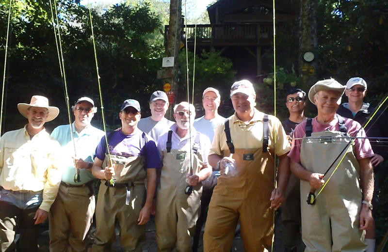 Fly Fishing Outings available for Float and Wade Trips, custom created for your group.