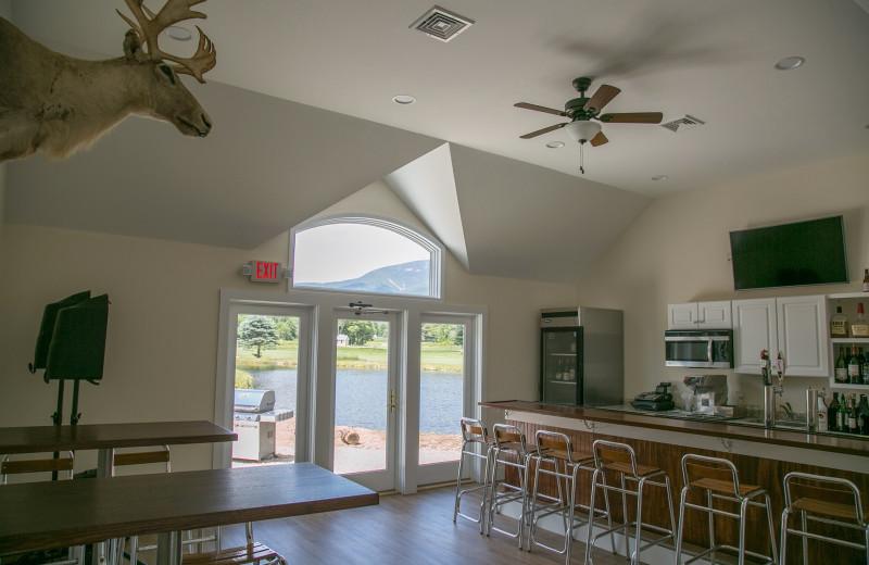 Kitchen at Waterville Valley Resort Association.