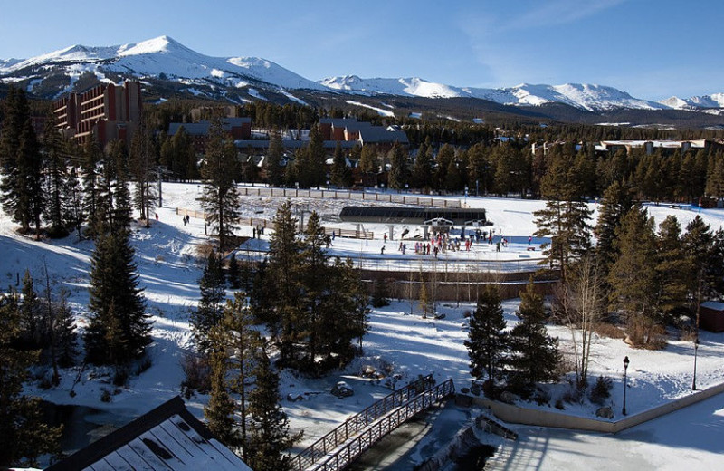 Scenic view at Marriot's Mountain Valley Lodge at Breckenridge.