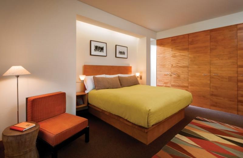 Guest room at Mii Amo A Destination Spa.