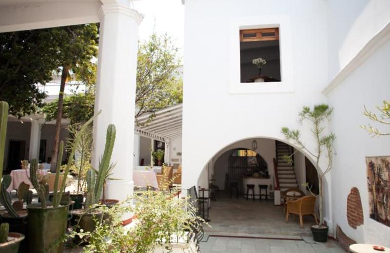 Exterior view of Casa Oaxaca.