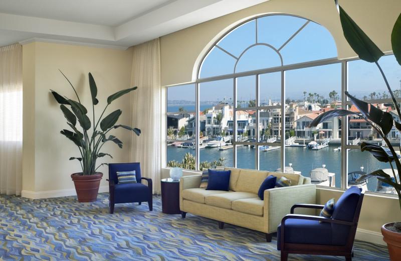 View from Loews Coronado Bay Resort.