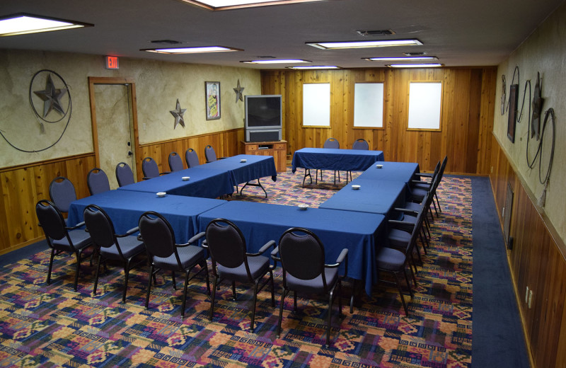 Meetings at Flying L Hill Country Resort & Conference Center.