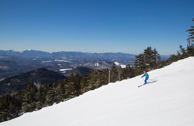 Ski and Snowboard at Whiteface Mountain