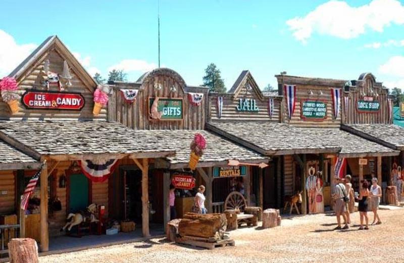 Shops at Ruby's Inn.