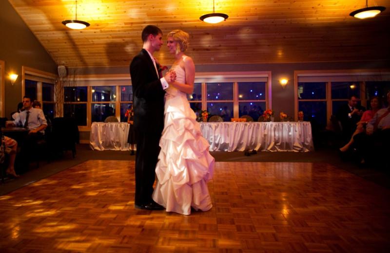 Weddings at Bluefin Bay.