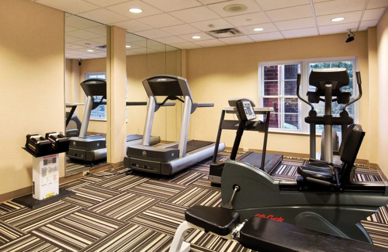 Fitness Center at the Residence Inn Toronto Mississauga/Meadowvale