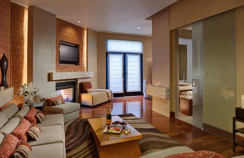 Spa Sanctuary Suite at Marriott Desert Springs Resort