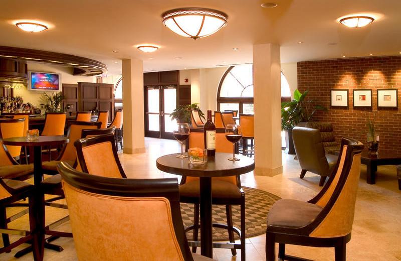 5ive Lounge at The Inn at St. John's