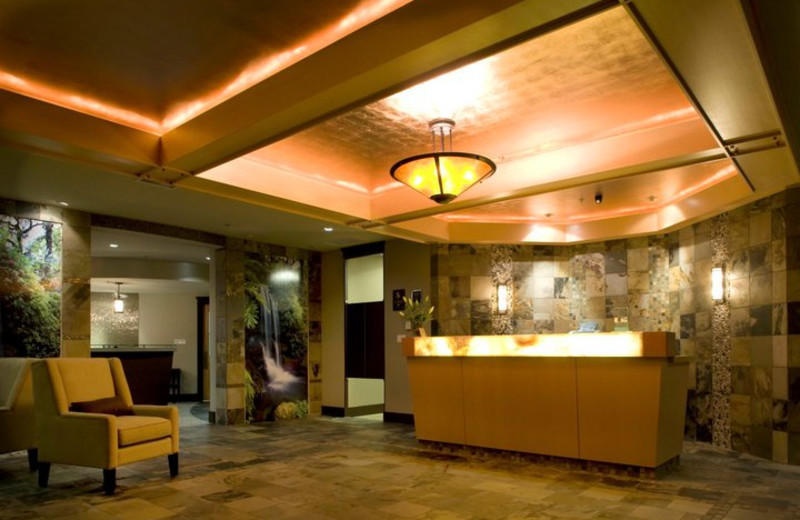 Lobby Area at Old House Village Hotel and Spa